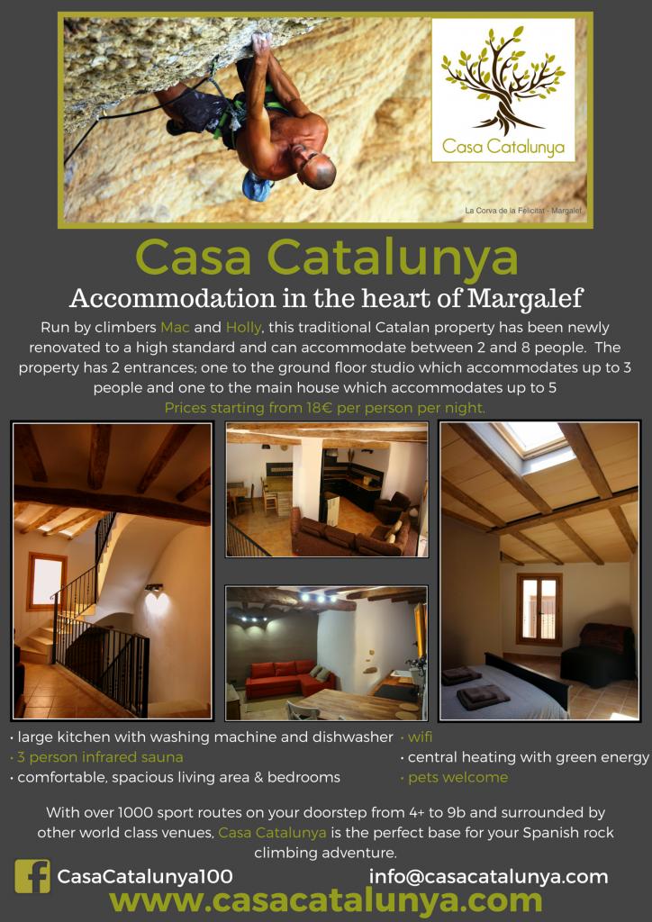 casa catalunya poster